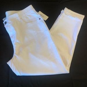 Style&Co- white Jeans